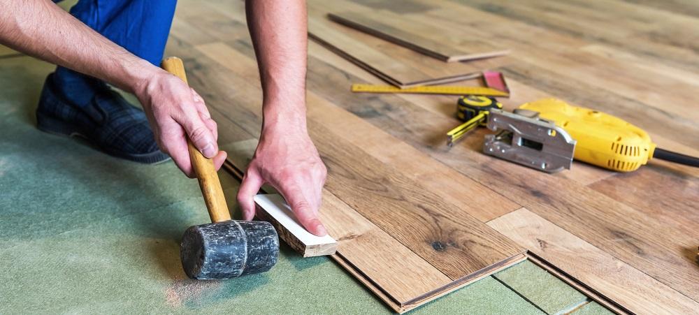 easiest Flooring to Install