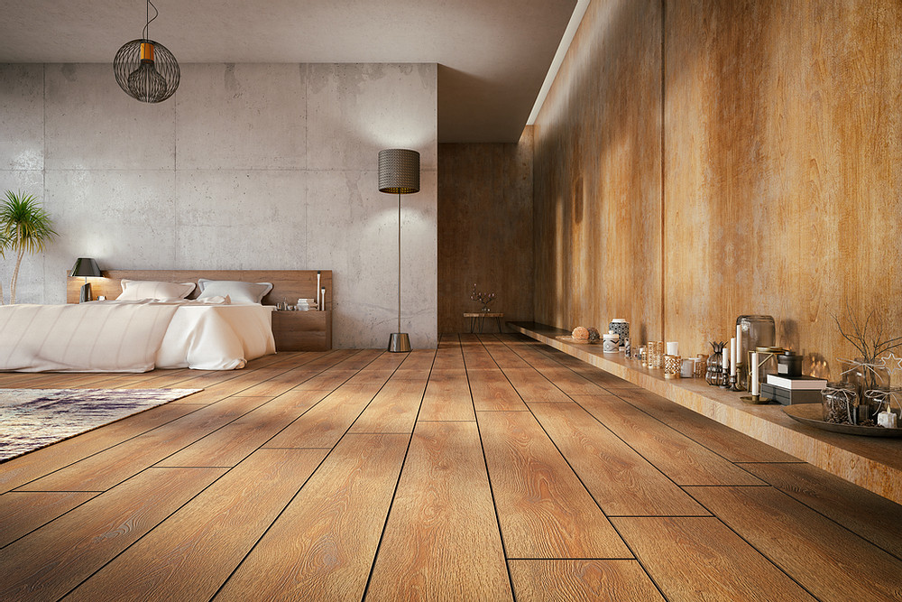 the easiest Flooring to Install