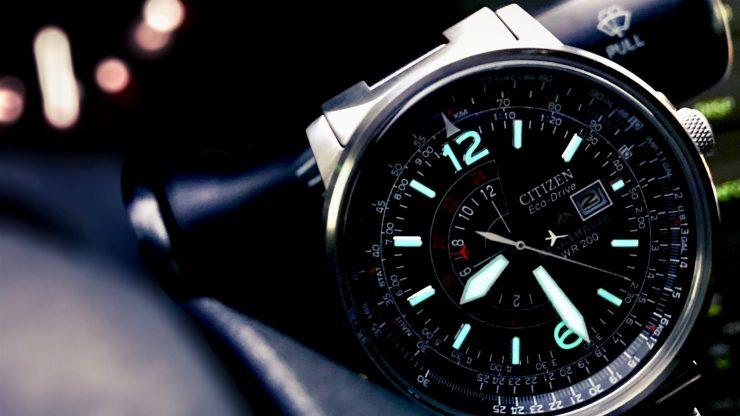 Best Citizen Nighthawk Watches