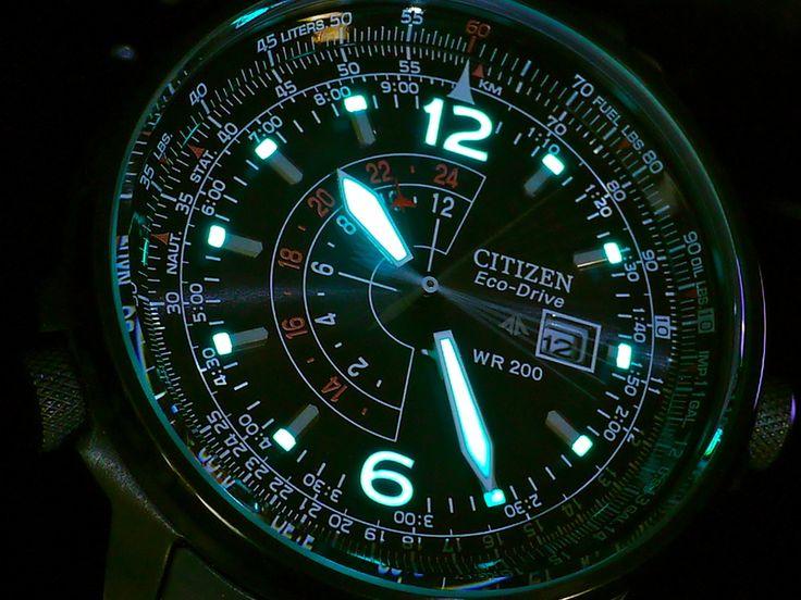 Citizen Nighthawk CA0295-58E